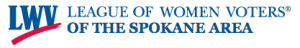 League of Women Voters Spokane Area logo