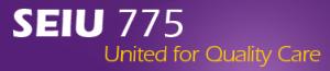SEIU Heathcare 775 NW logo