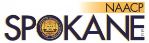 Spokane Branch Unit 1137 National Association for the Advancement of Colored People (NAACP) logo